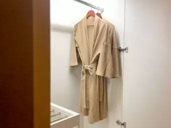 Hemp Bathrobe