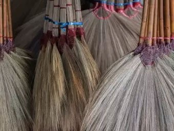 Hemp Broom